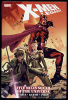 X-Men Legacy Five Miles South of The Universe HC Graphic Novel Marvel Comics