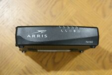 Used : ARRIS  TM1602 DOCSIS 3.0 Telephony Modem + 2 ActionTec WCB3000N WIFI Ext.