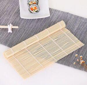 Reusable Bamboo Sushi Mat Sushi Roller Maker (faulty)