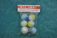 Marbles - Big Shot Agate Marbles 6 Count bags (TFF)