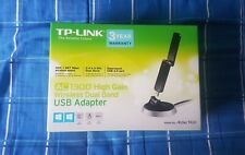TP Link Ac 1300 High Gain Wireless Dual Band Usb Adapter