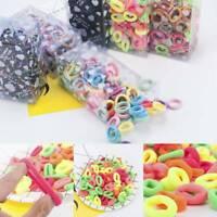 Wholesale Women Girls Elastic Hair Band Ties Rope Ring Hairband Ponytail Holder❤