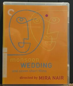 Monsoon Wedding - The Criterion Collection Blu-ray (Region A)