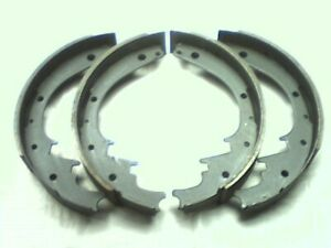 4 Buick brake shoes 1940 1941 1946 1947 1948 1949 1950-you car will need brakes!