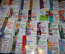 Paperback & Hardcover Chicken Soup For The Soul Build-Your-Own-Lot **ShipDeals**