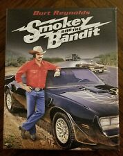 "Canvas Print Burt Reynolds Smokey And The Bandit Firebird Trans Am 8""x10"""