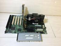 Retro AL440LX Motherboard Set - Socket: Slot 1 + Pentium II CPU + 64 Bit GPU (A)