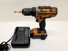 "Bostitch BTC400 18V 1/2"" Lithium Drill/Driver Kit 11/L20169A"