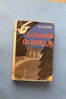 MASQUE JAQUETTE 294 La Maison du Papillon M.W. Glidden