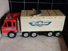 Vintage Galoop 1998 Micro Machines Ottos Trucking Play Set
