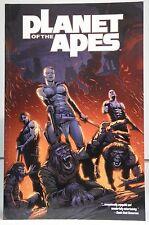 Boom! Comics Planet of the Apes The Utopians Vol. 5 TPB comic book