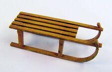 PlusModel Sledge Schlitten Holzschlitten Diorama Bausatz 1:35 Art. EL062