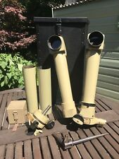 WW2 German Binoculars SF14 Rabbit Ear Boxed Set Panzer Periscope Original