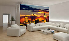 BIG BEN LONDON Wall Mural Photo Wallpaper GIANT DECOR Paper Poster Free Paste