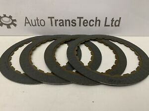 vauxhall chevrolet 6t40 6t45 automatic gearbox 4 5 6 gear clutch friction plate