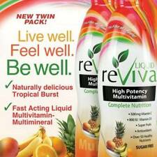 LIQUID reViva Multivitamin, 64 Ounces