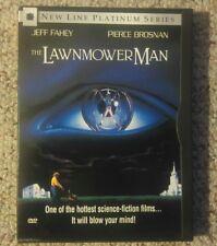 THE LAWNMOWER MAN DVD  RARE OOP