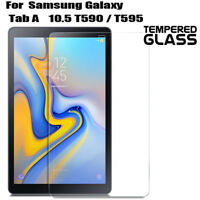 Tempered Glass Film Screen Protector For Samsung Galaxy Tab A 10.5 T590/T595