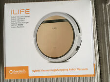 ILIFE V5S Pro Smart Robotic Vacuum Cleaner Dry Wet Sweeping Cleaning Machine...