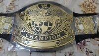 WWE 2mm Undisputed Entertainment Replica Championship Title Belt