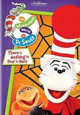 Wubbulous World of Dr. Seuss: There Is Nothing to Fear in Here (DVD, 2013) New