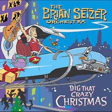 Dig That Crazy Christmas, SETZER,BRIAN ORCHESTRA CD,Import