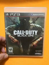 Call of Duty Black Ops PlayStation 3 PS3 2010