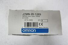 OMRON J7MN-25-12E5 INTERRUTTORE AUTOM. PROTEZIONE MOTORE (SALVAMOTORE) 9-12,5 A