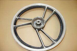Suzuki Rg50 rg 50 gamma w rear wheel rim