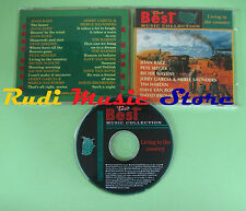 CD BEST MUSIC LIVING COUNTRY compilation PROMO 1993 BAEZ SEEGER HAVENS (C19)