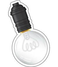 CD 120544 Industrial Chic Light Bulbs Bulletin Board Cut Outs Classroom Decor