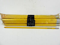 "Broco Prime Cut Exothermic Cutting Rod 1//4"" X 18"" Qty 9"