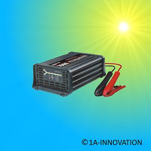 Batterieladegerät 12V 20A zur Ladung Solarbatterien 12V Loadchamp AGM Calcium
