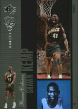 1996-97 SP Holoviews #PC35 Shawn Kemp - NM-MT