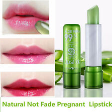 Aloe Vera Makeup Lipstick Color Mood Changing Long Lasting Moisturizing Lipstick
