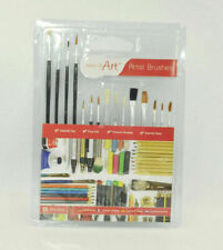 15 Pack of Artists Paint Brushes Set Artist Brush Pack Painting Sets Paintbrush