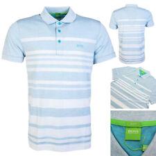 Hugo Boss Masculino Premium 50329692 Sport Paule 8 Slim Fit Polo Camisa