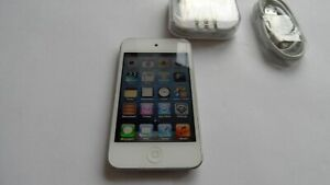 Apple iPod touch 4th Generation (Late 2010) White (8GB) Nice gift (902)