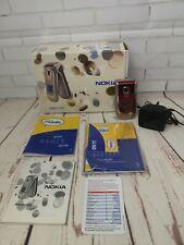 Nokia 2760 Classic Foldable Mobile phone, retro communication, Tesco mobile