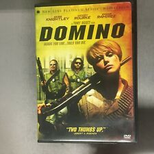 Domino DVD Mickey Rourke
