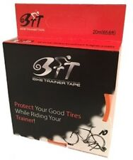 BTT Bike Trainer Tape - Protect your good tires while riding your Bike Trainer
