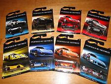 Hot Wheels Porsche Diecast Cars