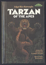 Tarzan of The Apes Edgar Rice Burroughs Step-Up Adventure Book 1982 Random House