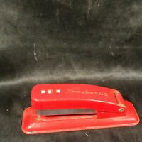 Vintage SWINGLINE CUB Retro Office Stapler Red USA