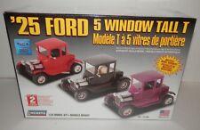 Lindberg 1:24 '25 Ford 5 Window Tall T #72196 Nib