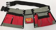 RED TOOLBOX Tool Pouch Tool Belt Youth Adult Womens Mens