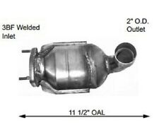 Exhaust Manifold with Integrated Catalytic Converter Front Left CATCO 1165