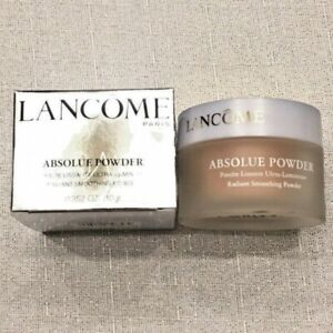 New In Box Lancome Absolue Powder Radiant Smoothing Full Sz .352 oz -Pick Shade