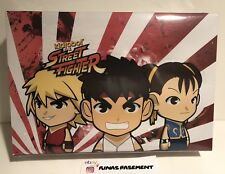 KidRobot Street Fighter Series 1 Sealed case 20 Blind box figures NEW Set