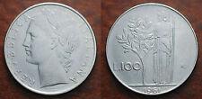 1961   Repubblica Italiana    100   lire